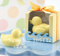 baby aspen - Kate Aspen Wedding favor gift quot Rubber Duck quot scented Soap bath Soaps Bridal baby shower with box