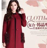 Wholesale 2014 New Women Clothing Fall andwinter Pinting Coat Trench Coats Outerwear Coats Hoodies Casual Coat Fashion For Big Gir Coat Z1B587