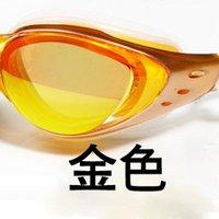 Wholesale 1 KG Shen Yu genuine goggles plating film anti fog waterproof UV swimming goggles goggles SY6100