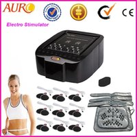 best salon products - Au best selling products in america Home Salon use ems muscle stimulator electro stimulation slimming machine