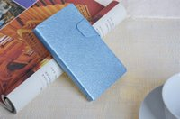 Wholesale Elegant Stand Soft Silk Pattern Leather Case for NOKIA N925