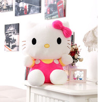 Wholesale 2015 new cm KT cat doll Hello Kitty Plush Doll birthday gift plush toys bjm0p