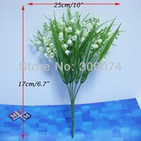 bell house hotel - Wedding supplies artificial bell flower green decoration home hotel house wedding decoration retail