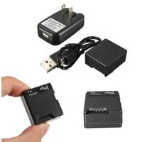 Wholesale New Mini GPS Tracker Locator Auto Car Motorcycle Vehicle Real Time GPS GSM GPRS without retail packaging
