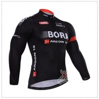 astana cycling team - autumn bora clothes astana team Long Sleeve Cycling Jersey Roupa Ciclismo Bike Wear Breathable Bicycle Clothing