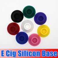 Wholesale Hot Sale EGO Silicon Base Holder Sucker for Electronic Cigarette Battery EGO T EGO C Holders Stands E cigare battery base waitingyou