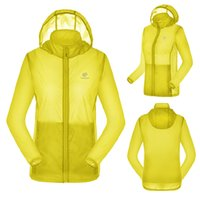 Wholesale Outdoor Summer Women s Camping Hiking Skin Jackets Quick Drying Sun Protection Anti uv UPF40 Women Clothing