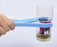 baby bottle tongs - Great Multifunction PP Bottle Pacifier Clips Anti slip Baby Bottle Tongs Color Random