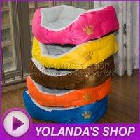 Wholesale Hot Sales Cat Bed Pet Basket Beds For Dogs Cats Rabbits Size M cm Size L cm