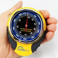 barometer measurement - Multi functional high quality BKT381 altimeter barometer compass measurement elevation table suit for outdoor sports tourism
