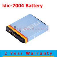 batery pack - Original KLIC KLIC Camera batteries batery Battery Pack for Kodak Easyshare M1033 M1093 V1073 V1233 V1253 V1273
