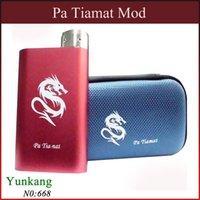 Cheap Pa Tiamat mod Best mechanical mod