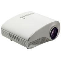 Wholesale Mini Home Multimedia Cinema LED Projector LCD HD P Support AV TV VGA USB HDMI SD