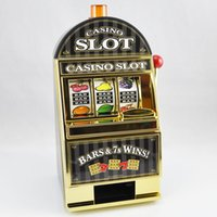 slot machine - Gift male female birthday gift slot machine piggy bank piggy bank toy Small