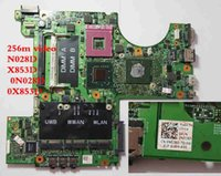 ATX Dell SATA X853D N028D CN-N028D Latop motherboard for Dell XPS M1530 Laptop nvidia 8600 256M GPU tested