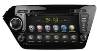Wholesale KIA K2 Car DVD Player ANDRIOD G WIFI NAVIGATIOR GPS IPOD BT Radio AUX REARVIEW CAM