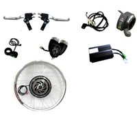 Wholesale Double Rim V W R Electric Bicycle Kits Conversion DISC Motors Weeks