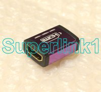 Wholesale 500pcs HDMI Female to Female Adapter EXTENDER COUPLER CONNECTOR JOINER