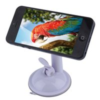Wholesale New Anti slip Silicone Suction Cup Phone Holder Sucker Stand For Mobile Phone GPS