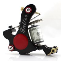 tattoo machine hand made - Tattoo Machine Gun Stainless Steel Top Hand Made Tattoo Machine For Body Art
