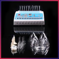 beauty salons for sale - 2in1 Electric Stimulation Slimming Breast Enhancement Massage Lymphatic Detox Fat Remova Salon Beauty Machine for Sale