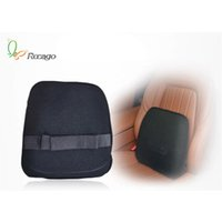 Wholesale Rocago Portable Health Care Back Strong Vibration Massage Cushion MM Suitable for Office Worker Seniors and Car Drivers