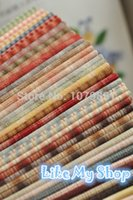 Wholesale Handmade cotton fabric DIY patchwork cloth quilting fabric colors meters each color