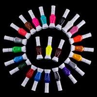 Wholesale Nail Art Pen Painting Design Tool Drawing DIY Colors Ways Nail Art Brush Nail Pen Varnish Polish Nail Tools