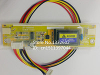 12v ccfl - LCD display TV x CCFL Inverter backlight supply LCD Monitor Lamp quot Widescreen V For TFT LCD Screen Module free