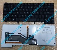 Wholesale US LAYOUT KEYBOARD FOR DELL E5420 E6330 E6320 E6420 E6220 WITH BACKLIT WITH POINT FROM LEPUS TECH COM