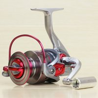 Cheap New High Quality Metal Spinning Reels Fishing Reel 13BB 5.5:1 Series Metal Spool Carp Fishing Reels Coil Wheel Pesca