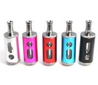 achat en gros de x6 v2 atomiseur-X10 pulvérisateur Vapeur DCT Remplacement Cartomizer réservoir pour GGTS V2 Pyrex tube KTS X6 Cigarette électronique eGo Vape Pen Vaporisateur
