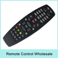 dreambox receiver - X10 Remote Control for DreamBox DM800 HD Pro Series Satellite Receiver Black with logo For Resale Drop Shipping