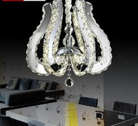 Wholesale Promotion sales new modern LED light chandelier crystal decoration indoor lighting Dia400mm