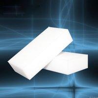 bear eraser - 100PCS Cleaning Magic Sponge Eraser Melamine Cleaner Multi functional Foam White