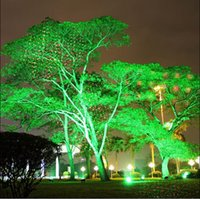 Wholesale Remote Controller Waterproof Outdoor Laser Lights Firefly Stage Lighting Landscape Red Green Projector Garden Bliss Lawn Lamp