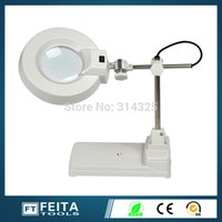 Wholesale FT B Table Type industrial Magnifying Lamp Latest with Optical Magnifier Lamp X