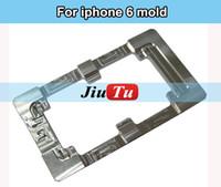 aluminum screen repair - High quality precision screen refurbishment mould Aluminum metal mold for iPhone lcd Repair Tool DHL