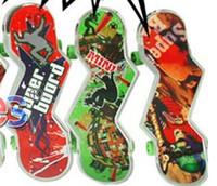 finger skate board - 4PCS Metal Alloy Finger Skateboard Games Kids Mini Tech Fingerboard Finger Skate Board Scooter Sport Novelty Toys Deck