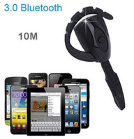 Wholesale 20pcs Premium Bluetooth Gaming Earphone Wireless Bluetooth Headphone Headset For PS3 With Retail Packaging