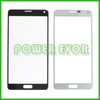 Wholesale Samsung Galaxy Note Front Outer glass lens Touchscreen