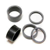 Wholesale Price Carbon Fibre Gloss Headset Spacers mm mm mm mm mm Stem Spacer