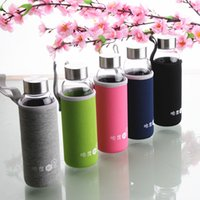 Wholesale ml travel cup classic teacup lemon cup slimming cup sport up outside cup glass teacup hot sale ues with rose