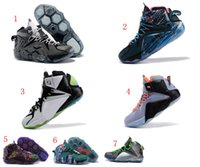 Wholesale new mens cheap james lebron Christmas easter AS all star south beach Trillion dollar man bhm shoes sneakers for sale