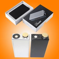 Wholesale Dimitri Box mod dual batteries mod box mod for mini nautilus atlantis VS ACE ZNA DNA50 Cloupor T6 T8 Pioneer4you Ipv mod TZ246