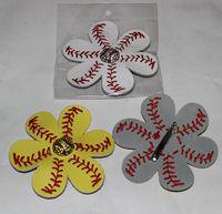 baseball artificial grass - Softball Baseball Hair Bows Team Order Bulk Listing REAL BALL You Choose Colors