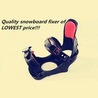 Wholesale Quality skiing board snowboard fixator ski board holder snowboarding shoes fixer ZERO PROFIT ON SALE