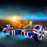 uk flag - 2015 Hottest UK Flag Self Balancing Scooter Smart Electri Unicycle Samsung mah Battery Fashion Graffiti Lambo Wheel inch Electric S