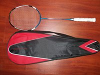 Graphite badminton rackets brands - famous brand badminton racket Brave Sword pieces