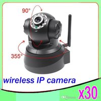 Wholesale Wifi camera ip Wireless Alarm systems security home Onvif Infrared surveillance CCTV motion detector cameras ZY SX